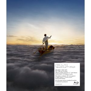 PINK FLOYD - Endless River CD+Blu-ray Disc DELUXE
