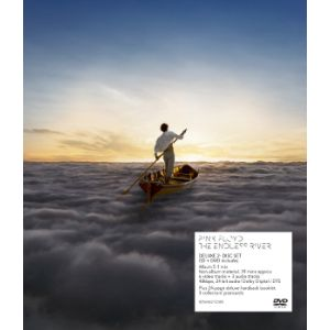 PINK FLOYD - Endless River CD+DVD DELUXE