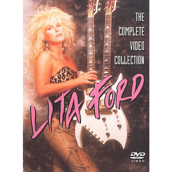 FORD LITA - Complete video collection DVD