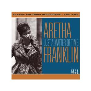 FRANKLIN ARETHA - Just a Matter of Time - Classic Columbia Recordings 1962-1966 CD