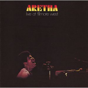FRANKLIN ARETHA - Live at Filmore West CD