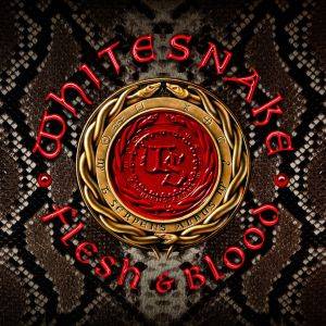 WHITESNAKE - Flesh & Blood CD+DVD