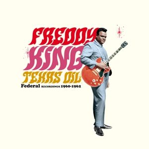 FREDDY KING - Texas Oil LP UUSI Vinyl Lovers