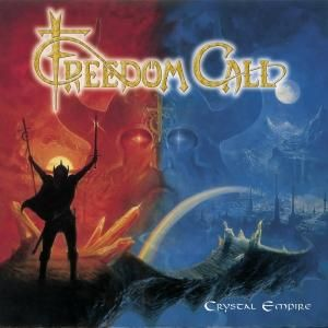 FREEDOM CALL - Crystal empire CD