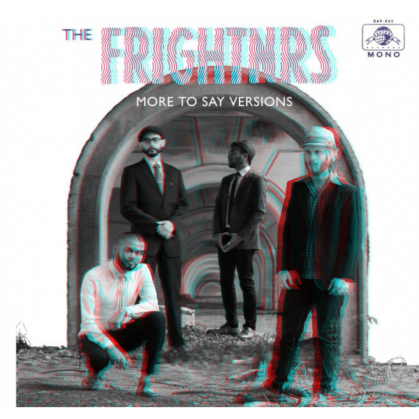 FRIGHTNRS - More To Say Versions LP UUSI Daptone 3D-version