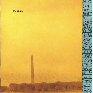 FUGAZI - In on the killertaker