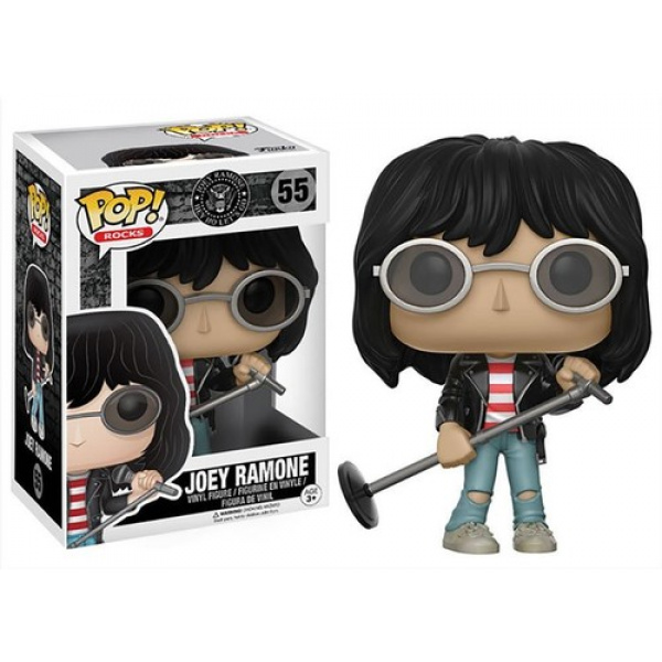 FUNKO POP! ROCKS - Joey Ramone #55