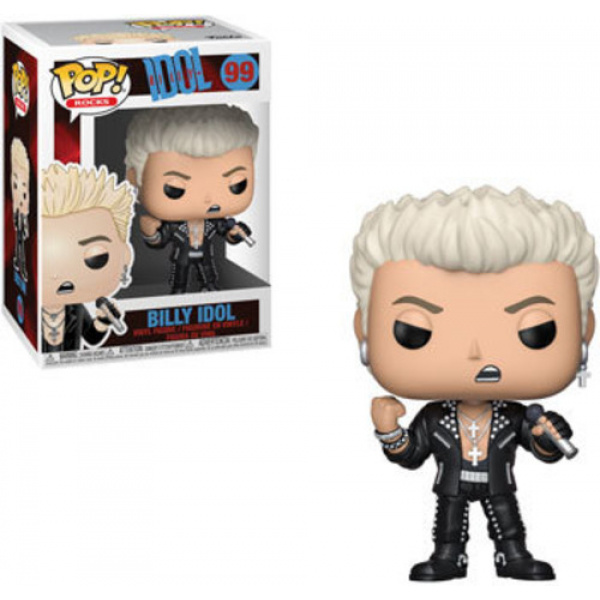 FUNKO POP! ROCKS - Billy Idol #99
