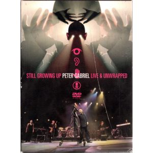 GABRIEL PETER - Still growing up 2 DVD