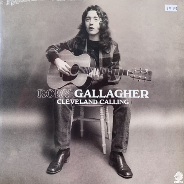 GALLAGHER RORY - Cleveland Calling LP RSD2020 release