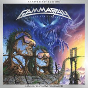 GAMMA RAY - Heading for Tomorrow Anniversary edition 2CD