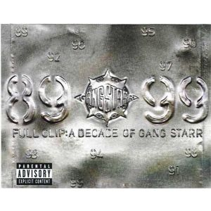 GANG STARR - Full clip: A decade of 2CD