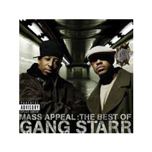 GANG STARR - Mass appeal - The best of Gang Strarr CD