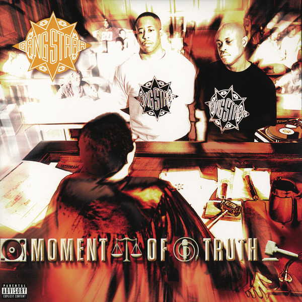GANG STARR - Moment of truth 3LP