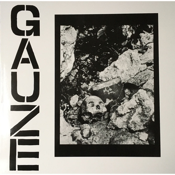 GAUZE - Equalizing Distort LP Reissue