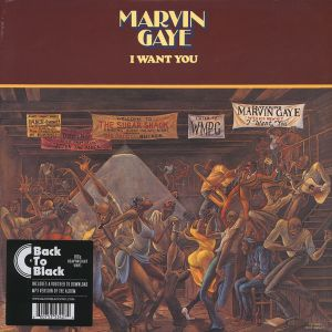 GAYE MARVIN - I Want You LP