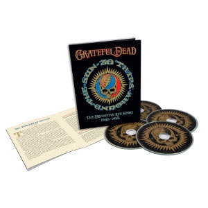 GRATEFUL DEAD - 30 Trips Around the Sun: The Definitive Live Story (1965 – 1995)