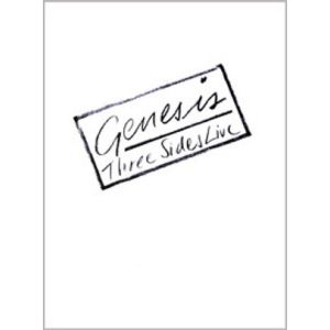 GENESIS - Three Sides Live DVD
