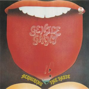 GENTLE GIANT - Acquiring The Taste  CD