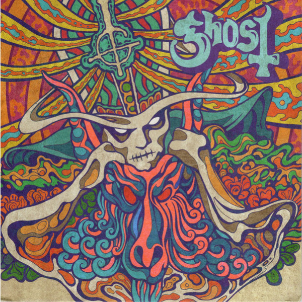 "GHOST - Seven Inches Of Satanic Panic 7"" Loma Vista USA"