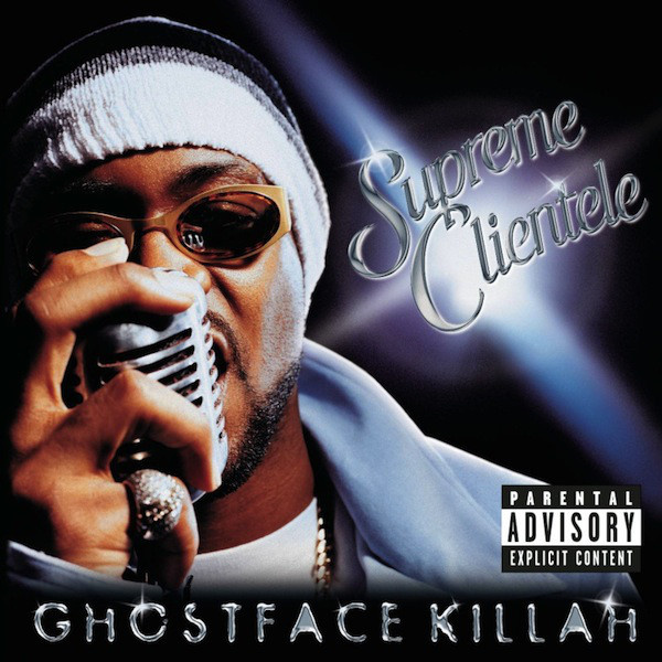 GHOSTFACE KILLAH - Supreme clientele CD