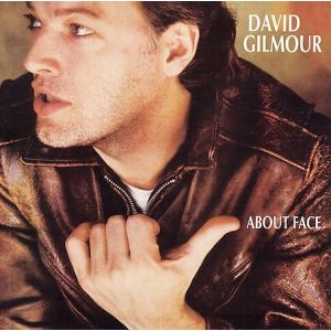 GILMOUR DAVID - About face REMASTERED