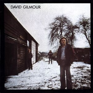 GILMOUR DAVID - David Gilmour REMASTERED CD