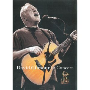 GILMOUR DAVID - In concert DVD