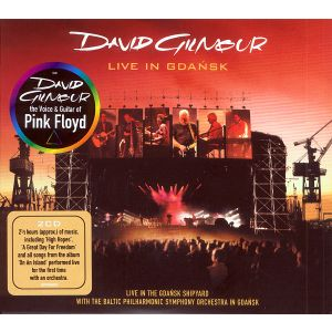 GILMOUR DAVID - Live in Gdansk 2CD