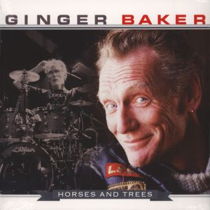 GINGER BAKER - Horses And Trees LP UUSI Vinyl Passion