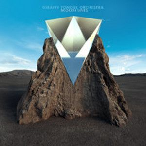 GIRAFFE TONGUE ORCHESTRA - Broken Lines LP