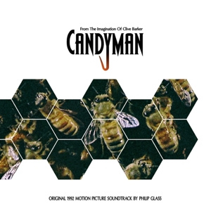 GLASS PHILIP - Candyman OST LP