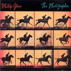 GLASS PHILIP - Photographer LP Music On Vinyl