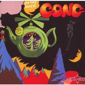 GONG - Very best of CD