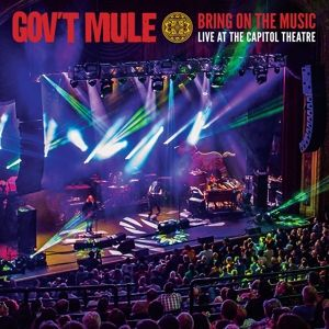 GOV'T MULE - Bring On the Music 2CD+2DVD