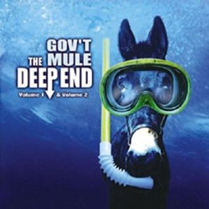 GOV T MULE - Deep end vol I+II 3CD