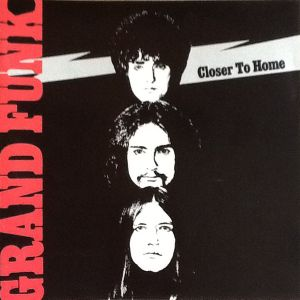 GRAND FUNK RAILROAD - Closer to home CD REMASTERED+BONUS