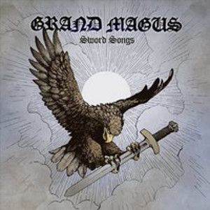 GRAND MAGUS - Sword Songs CD DIGI