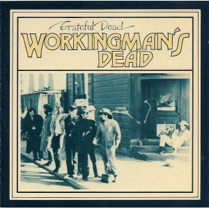 GRATEFUL DEAD - Workingman's Dead CD