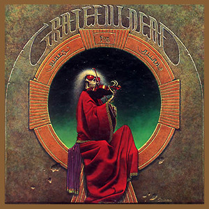 GRATEFUL DEAD - Blues For Allah LP UUSI Rhino Records ROCKTOBER-release