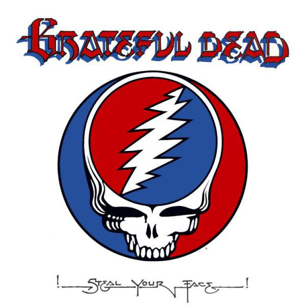 GRATEFUL DEAD - Steal Your Face 2LP UUSI Rhino Records ROCKTOBER-release