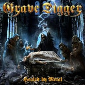 GRAVE DIGGER - Healed by metal CD