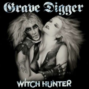 GRAVE DIGGER - Witch hunter LP