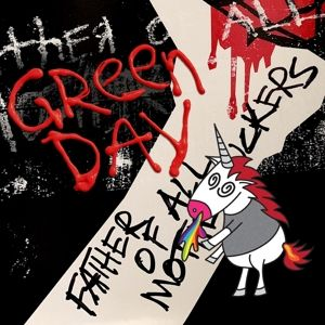GREEN DAY - Father of All... LP LTD COLOURED VINYL
