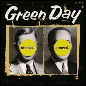 GREEN DAY - Nimrod (20th Anniversary Edition) 2LP Rocktober 2020 YELLOW VINYL