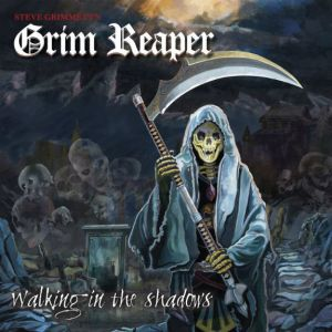 GRIM REAPER - Walking In The Shadows 2LP Back On Black UUSI