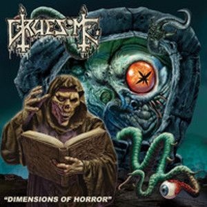 GRUESOME - Dimensions of horror MCD