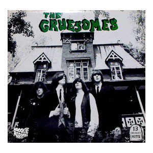 GRUESOMES - The Gruesomes LP Groovie Records UUSI M/M