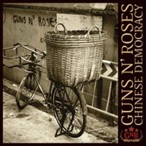 GUNS N ROSES - Chinese Democracy CD