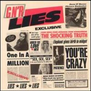 GUNS N ROSES - Lies CD